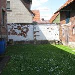 Mauer im Hof