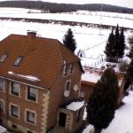Haus Luftaufnahme