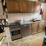 Erdgeschoss Küchenzeile